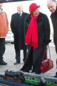 Jürgen Kanehl (SPD), Egbert Liskow (CDU), Ute Schildt (SPD), Dr. Günther Jikeli (Aktionsbündnis)
